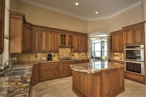 Interior staining services