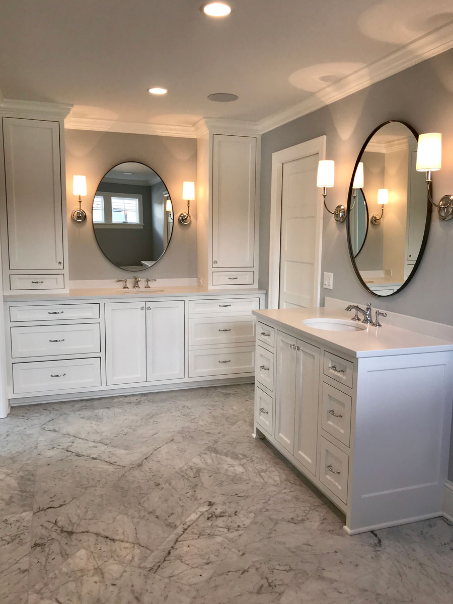 cabinet refinishing in MN