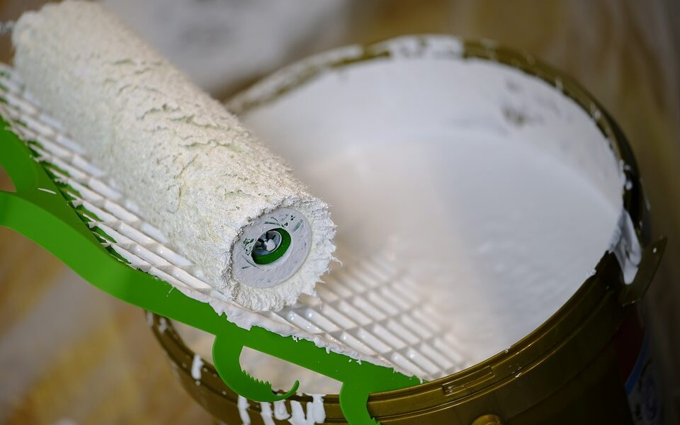 use high quality painting products